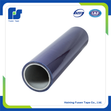 Blue Transparent Film Wrapper Plastic Self-Adhesive Film