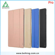 Ultra Thin Smooth Cover Case For iPad Pro Leather PU Folder Book Tab