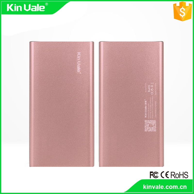 Top selling 8000mah dual usb output portable power bank,powerbank for smart phone