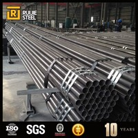 hot rolled ASTM A106 Grade B carbon seamless steel pipe professional manufacturer