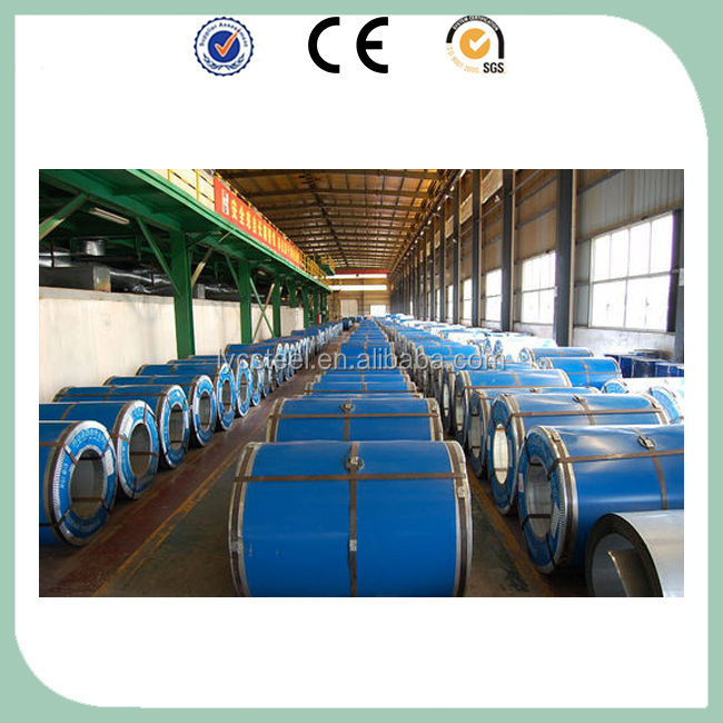hot dipped galvanized corrugated steel sheet aluminium coil