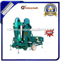 Sesame Seed Cleaning Machine For Quinoa Rice Paddy Maize Millet