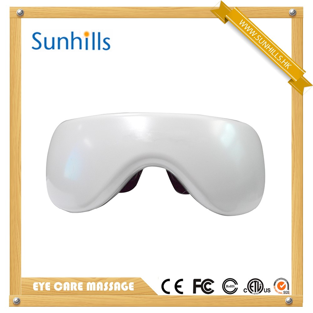 Fashionable Clear view Blurred vision magnetic eye care massager review with CE certificate