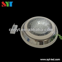 multi color led swimming pool light 18W 36W 54W RGB/DMX