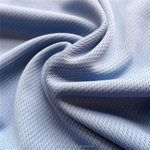 bamboo polyester mesh fabric for fitness clothing