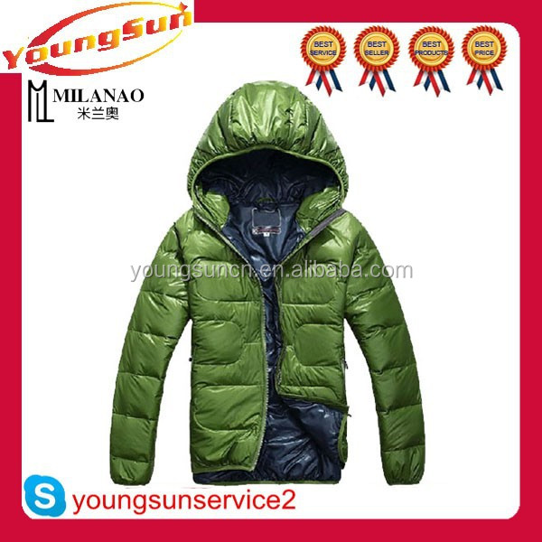 Men 2014 winter warm italy down jacket