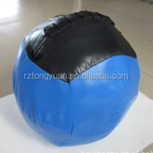 leather medicine ball,soft medicine ball