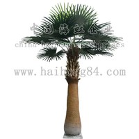 2015 indoor or outdoor artificial palm tree, artificical big tropical trees, artificical plants manufactory