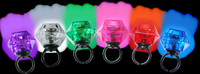 colorful plastic led ring