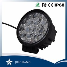 hot sale agriculture husky 42w 4.6 inch round work light led industry truck