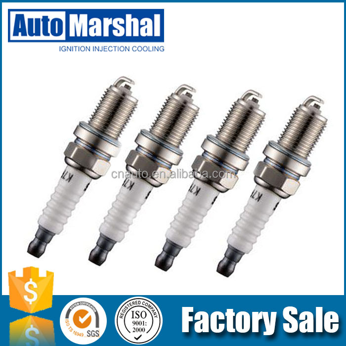 auto spare part spark plugs BKR6E K7RTC for Toyota Avanza