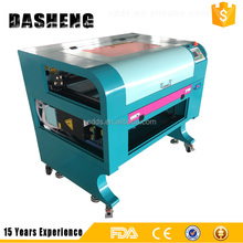 cheap mini leather wood craft ceramic tile co2 acrylic laser engraving cutting machine