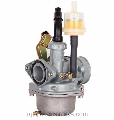 wholesale universal motorcycle BAJAJ CT100 carburetor with fuel filter
