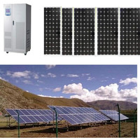 Home Application 2000 watt solar panel system