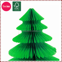 family paper tree wall decor for christmas day in 2017