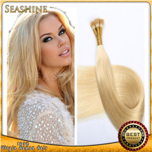 "1g strand Brazilian Remy Human Keratin fusion Hair extension Pre Bonded Hair I Tip Hair 18""-28"" any color no tangle"