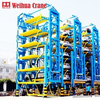 Standard Vertical Rotary Car Parking System