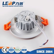 China Market White And Warm Revamp Slim Dimmable Recessed Citizen Led Down Light