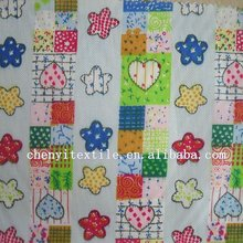 printing textile,lovely and news print curtains