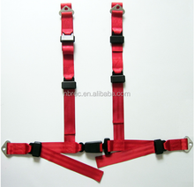 4 Points Harness Racing Car Safety Seat Belt