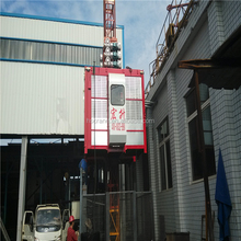 SC200/200 rack pinion Construction hoist,elevator,lift,Building hoist for Passenger and material