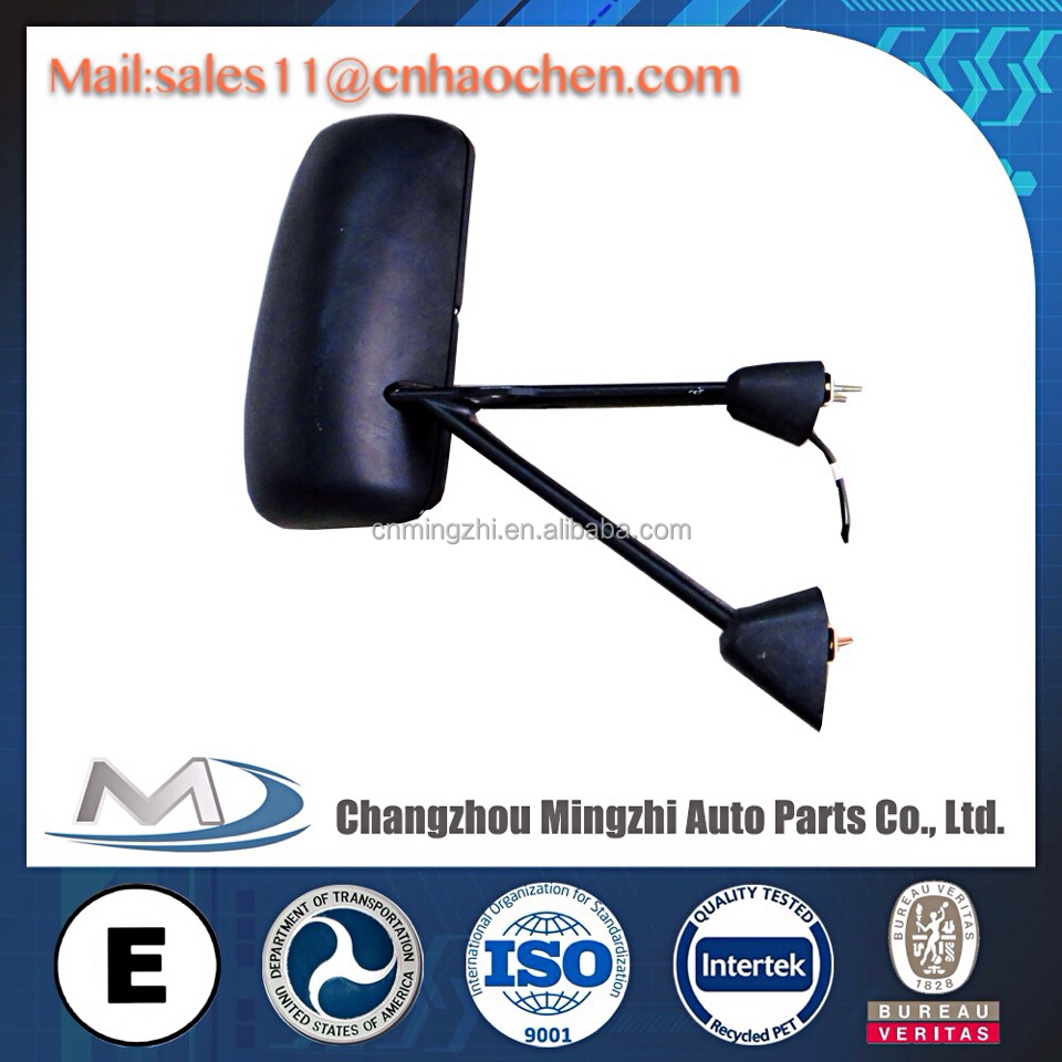 kenworth truck side mirror rear view mirror auto parts companies in china DOT certificate HC-T-19001