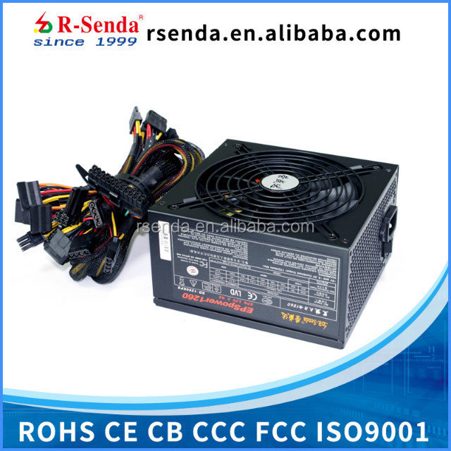 80 PLUS CE ROHS approved BTC Power Supply/smps psu
