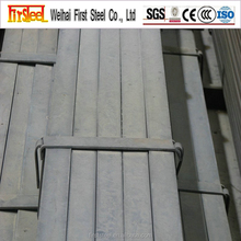 High qulaity Q235 hot rolled steel flat bar sizes, steel flat bar standards