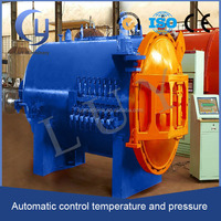 220V 380V 415V high temperature high pressure PLC control autoclave plastic bottles