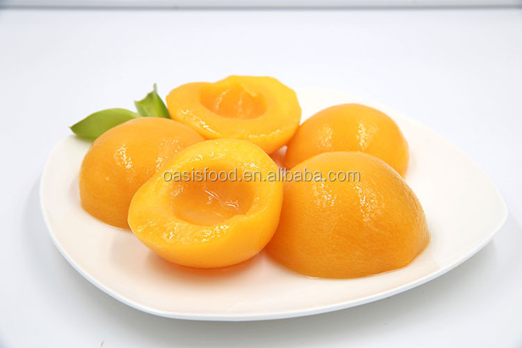 Wonderful delicious canned peach fresh fruit
