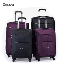 Baigou wholesale top brands luggage good quality sky travel trolley bags Luggage Sets