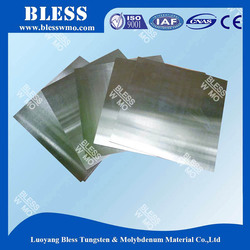 Top Grade 1.0mm molybdenum sheet for detection