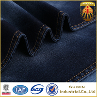 Made in China cheap prices woven denim jeans fabric