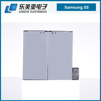 super rechargable 2800mah 4.2V durabel top quality S5/i9600 battery G9008V for Samsung