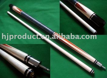 how to add weight to a snooker cue