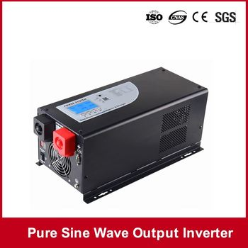 48vdc pure sine wave 1000 - 6000W solar inverter with charger bypass for solar inverter