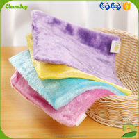 china manufacturer wood fiber oil free cleaning cloth