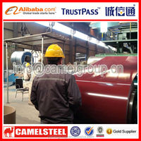 Grade SS340 ASTM A755 (A792) - PrePainted Hot-Dip 55% Al-Zn Coated Steel Coil