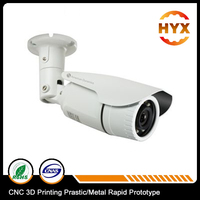 OEM Precision 3d printing bullet ip cameras prototype with great price
