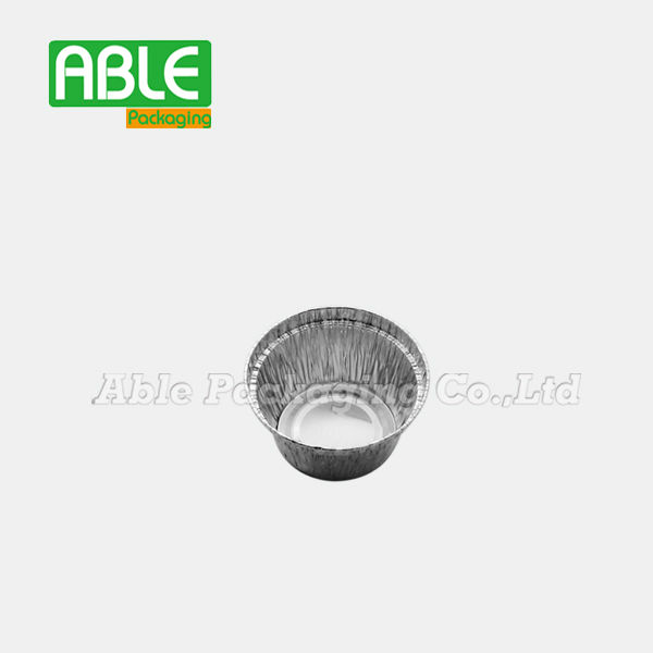Shanghai Able Packing the disposable ramekin aluminum foil bowl shallow
