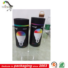 High Quality Recycled Cardboard Packaging Light Box/Tube
