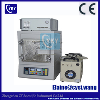 CE high temperature electric atmosphere furnace,gas ceramic furnace