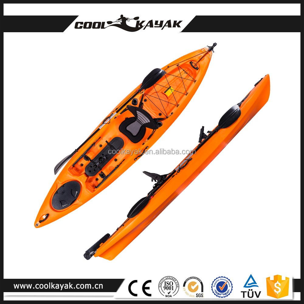 12 Ft Single Fishing Kayak Dace Pro Angler For Sale Cool