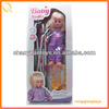 "2013 hot sale 16"" Doll with cart + tableware DO14108832"