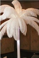 Artificial ostrich feather for wedding decoration 40-45cm 100pcs