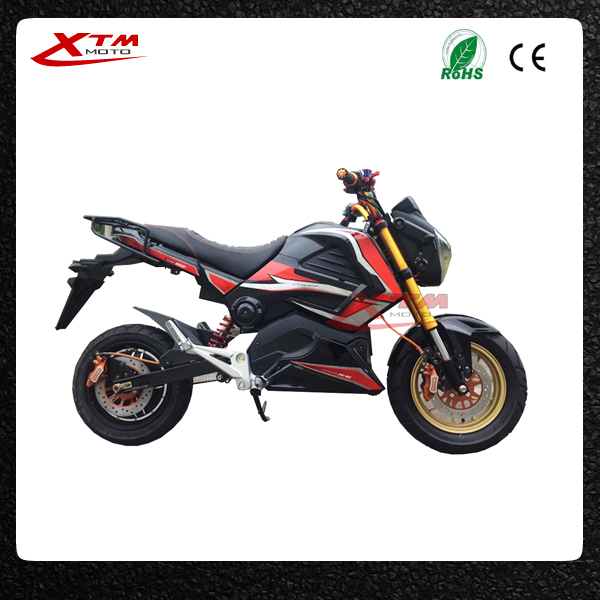 sport Automatic Brushless 1000w 2000w best electric motorcycle