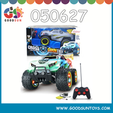 4 Ch radio control toy off-road vehicle remote control cars rc toys for kids battery operated hand-powered toy car 050627