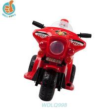 WDLQ998 Three Wheels Motorcycle Cheap Price For Baby Manege Kiddy Ride
