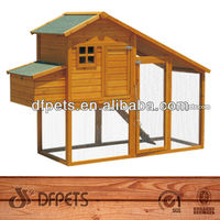 Wooden Poultry Cage For Sale DFC007