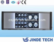Jinde supply good negatoscope four bank